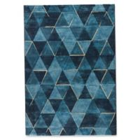 Jaipur Miso 5-Foot 3-Foot x 7-Foot 6-Inch Area Rug in Midnight Blue