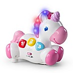 Bright Starts™ Rock & Glow Unicorn in Pink