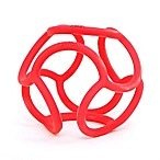 Ogosport Bolli Tactile and Sensory Ball Peg Toy in Red