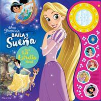 """Disney® """"Princesa Baila y Sueña"""" Play-a-Song Book (Spanish)"""