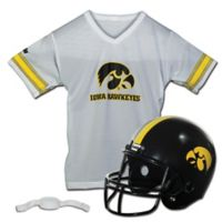 University of Iowa Kids Helmet/Jersey Set