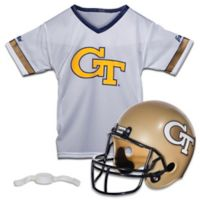Georgia Tech Kids Helmet/Jersey Set