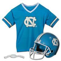 University of North Carolina Kids Helmet/Jersey Set