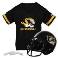 University of Missouri Kids Helmet/Jersey Set