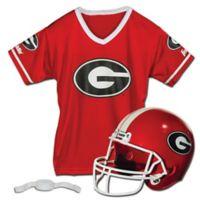 University of Georgia Kids Helmet/Jersey Set
