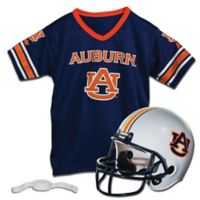 Auburn University Kids Helmet/Jersey Set