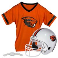 Oregon State University Kids Helmet/Jersey Set