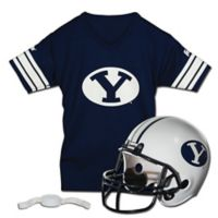 Brigham Young University Kids Helmet/Jersey Set
