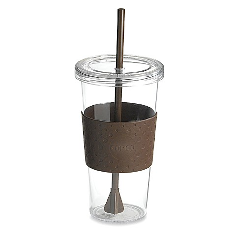 Copco® Cold Beverage To Go Cup in Brown