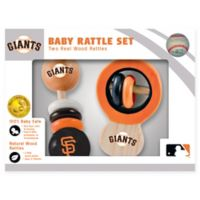 MLB San Francisco Giants Rattles (Set of 2)