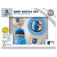 MLB Kansas City Royals Rattles (Set of 2)
