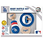 MLB Los Angeles Dodgers Rattles (Set of 2)
