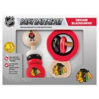 NHL Chicago Blackhawks Rattles (Set of 2)