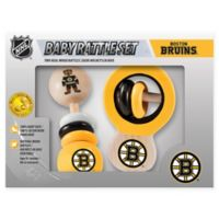 NHL Boston Bruins Rattles (Set of 2)