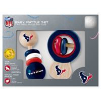 NFL Houston Texans Baby Rattles (Set of 2)
