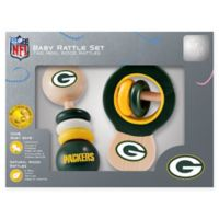 NFL Green Bay Packers Baby Rattles (Set of 2)