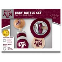 Texas A&M University Rattles (Set of 2)