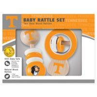 University of Tennessee Rattles (Set of 2)