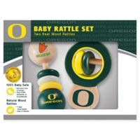 University of Oregon Rattles (Set of 2)
