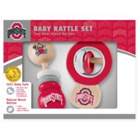 Ohio State University Rattles (Set of 2)