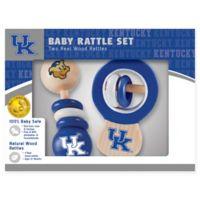 Kentucky State University Rattles (Set of 2)