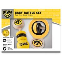 Iowa State University Rattles (Set of 2)