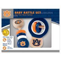 Auburn University Rattles (Set of 2)