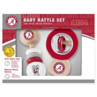 University of Alabama Rattles (Set of 2)