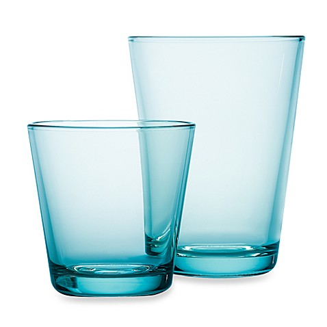 iittala kartio glassware in light blue bed bath beyond. Black Bedroom Furniture Sets. Home Design Ideas
