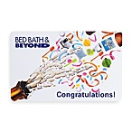 """Congratulations!"" Champagne Gift Card $25"