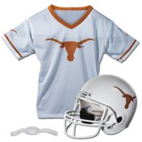 University of Texas at Austin Size Medium Youth Deluxe Uniform Set