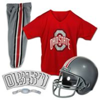 Ohio State University Size Small Youth Deluxe Uniform Set