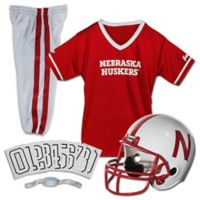 University of Nebraska Size Medium Youth Deluxe Uniform Set