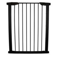 Cardinal Gates Extra Tall Pressure Gate in Black