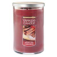 Yankee Candle® Housewarmer® Sparkling Cinnamon Large Lidded Candle Tumbler