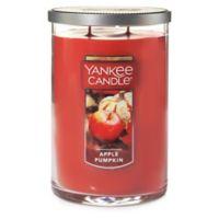 Yankee Candle® Housewarmer® Apple Pumpkin Large 2-Wick Lidded Candle Tumbler