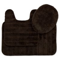 Buy Chocolate Bathroom Set Bed Bath Beyond