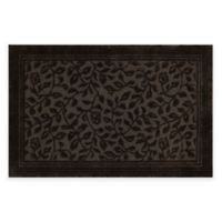 Mohawk Home Wellington 24-Inch x 40-Inch Bath Rug in Chocolate
