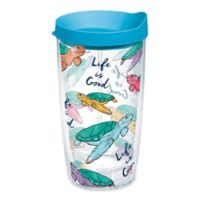 Tervis® Life is Good® Turtles 16 oz. Wrap Tumbler with Lid