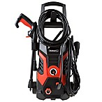 Stalwart 1900 PSI Pressure Washer in Red