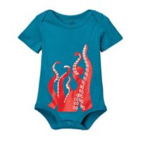Doodle Pants® Size 9M Octopus Bodysuit in Teal