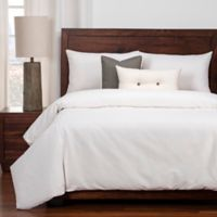 SIScovers® Revolution Plus® Everlast California King Duvet Cover Set in White