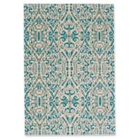 Feizy Rugs Keaton 7-Foot 10-Inch x 11-Inch Area Rug in Turquoise