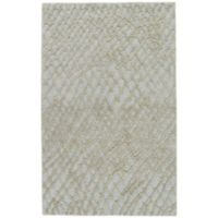 Jaipur Mesh 2-Foot x 3-Foot Accent Rug in Silver Blue/Sage