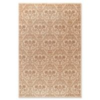 Jewel Damask 5-Foot 3-Inch x 7-Foot 7-Inch Area Rug in Ivory