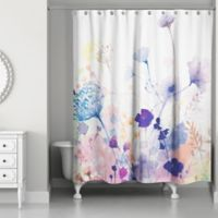 Buy Purple Shower Curtains Bed Bath Beyond