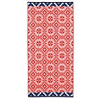 Boho Tiles Beach Towel