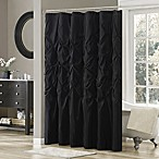 Madison Park Laurel Shower Curtain in Black