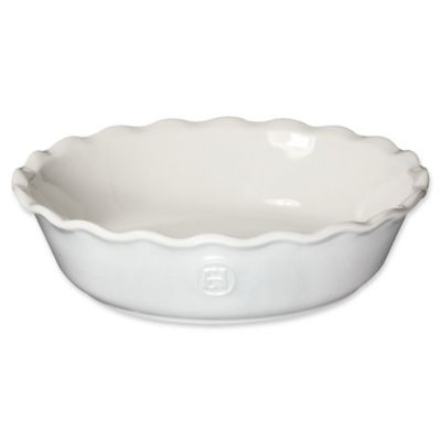 Buy White Pie Dish from Bed Bath & Beyond