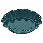 Emile Henry 10.5-Inch Pie Dish in Blue Flame